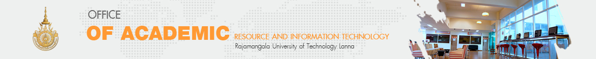 Website logo Prerawat Chaikeawmea | Office of Academic Resource and Information Technology