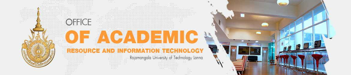 Website logo Office of Academic Resource and Information Technology